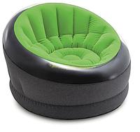 Надувное кресло Intex Empire Chair 112x109x69 см