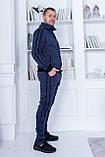Трендовый спортивный костюм.  Ангора турецкого производства. Качественный пошив р.М,L,XL код 1-1967G, фото 3