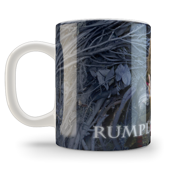 Кружка чашка  Rumpelstiltskin Однажды в сказке