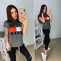 Женский комплект TH, турецкий трикотаж S/M/L/XL, фото 1