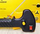 Бензиновая коса RIGA BK 52-5950 2 насадки. Бензокоса Рига, фото 4
