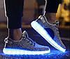Кроссовки Адидас Yeezy Boost с LED подсветкой / Кроссовки с Лед подсветкой (37-41 размер), фото 7