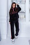Трендовый спортивный костюм. Велюр турецкого производства. Качественный пошив. р.S, М, L код 2-1866G, фото 5