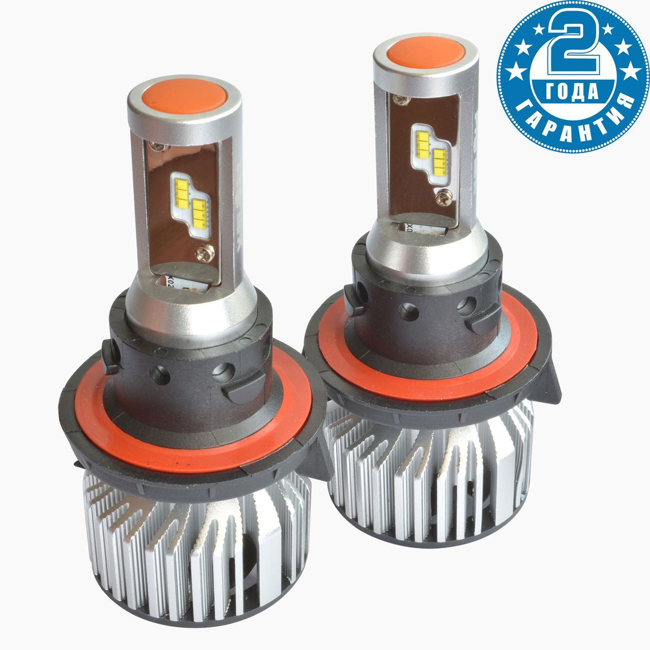 Лампи світлодіодні H13 (5000К) Prime-X Z Pro