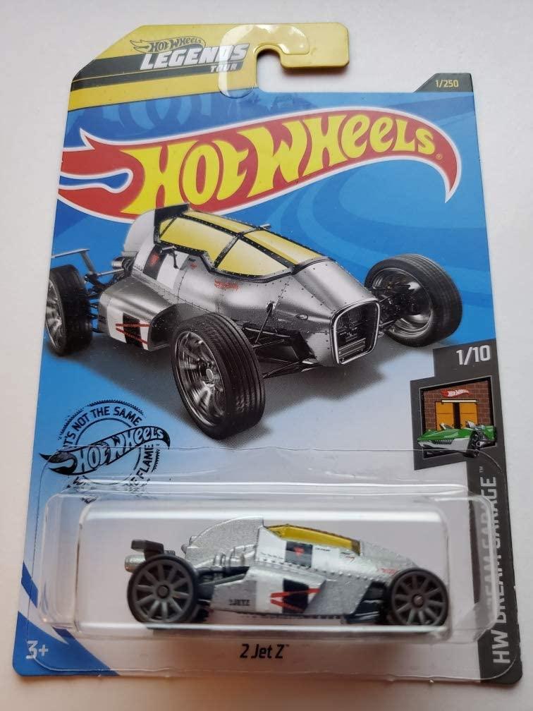 Машинка Hot Wheels  2 Jet Z