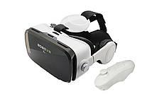 Очки виртуальной реальности BoboVR Z4 с наушниками и пультом White (4_00284)