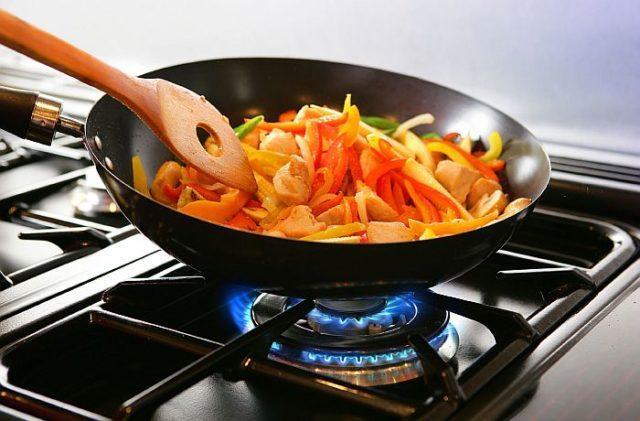 Сковороды для газовых плит