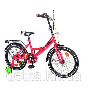 "Велосипед EXPLORER 18"" T-218111 crimson"