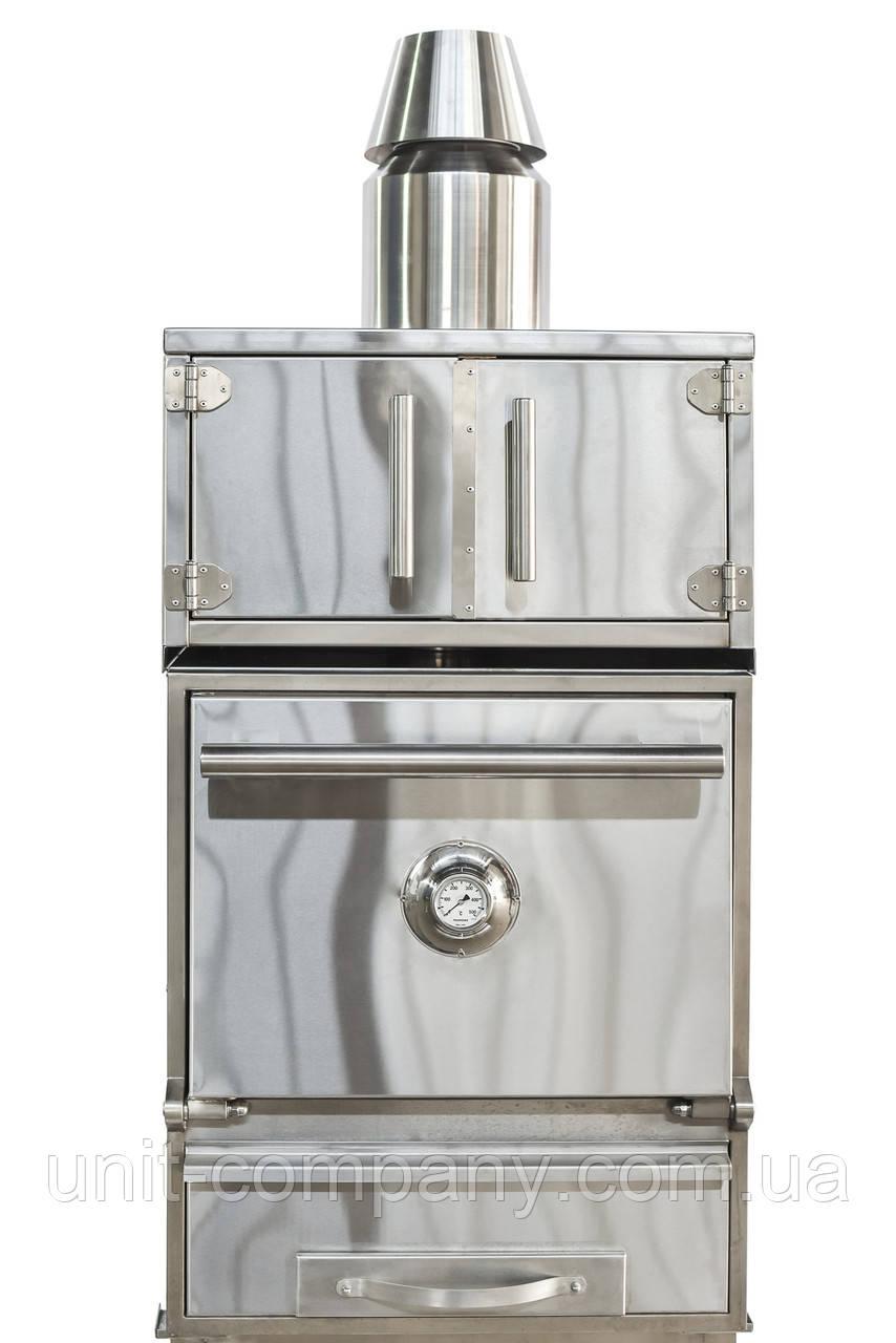 Печь-гриль, Хоспер, BQS-1 - фото 1