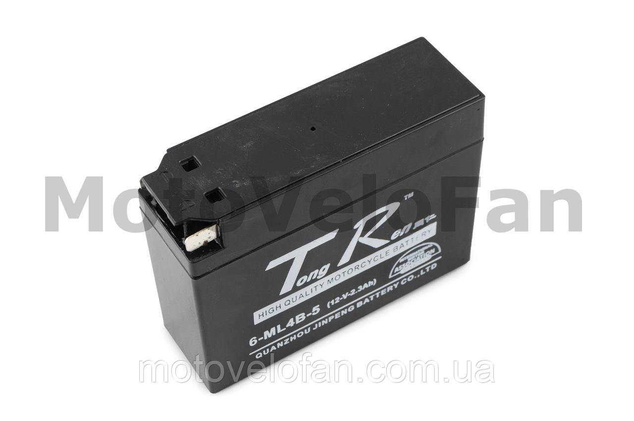 АКБ   12V 2,3А   AGM, Suzuki   (113x39x89, ``таблетка``, черный)   TR