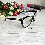 Стильные имиджевые очки с антибликовым покрытием, фото 5