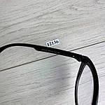 Стильные имиджевые очки с антибликовым покрытием, фото 6