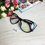 Стильные имиджевые очки с антибликовым покрытием, фото 7