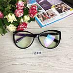 Стильные имиджевые очки с антибликовым покрытием, фото 2