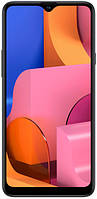 Смартфон Samsung  Galaxy A20s Black 3/32GB