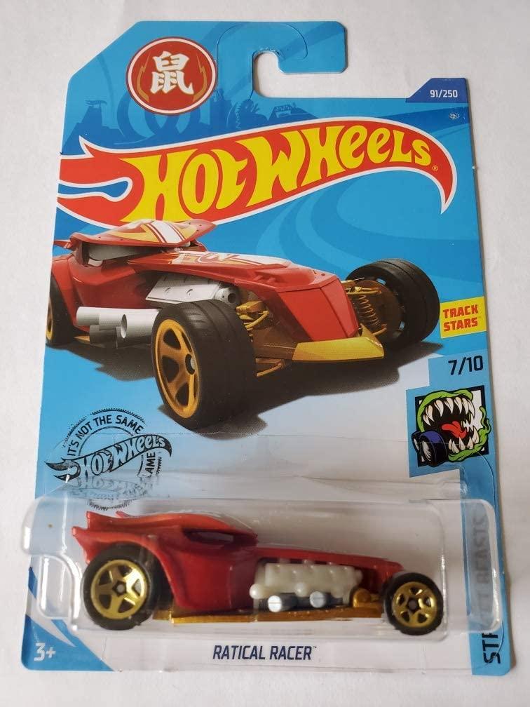 Машинка Hot Wheels  RATICAL RACER