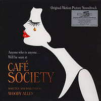 Пластинка виниловая OST Cafe Society LP 460010
