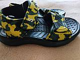 Детские летние сандалии для мальчика, фото 3