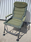 Крісло коропове M-Elektrostatyk FK7 Supra з м'якими підлокітниками, фото 5