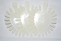 Планшет - сердце (20 ногтей), YRE