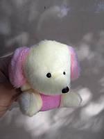 Мягкая игрушка собачка оптом для изготовления букетов