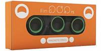 Магнитные кольца FinGears Magnetic Rings Sets Size M Black-Green