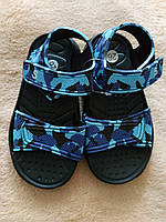 Детские летние сандалии для мальчика, фото 1