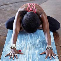 Коврик для йоги Power Grip 4мм, фото 2