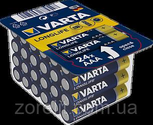 Батарейка Varta LR03 (упаковка24шт)