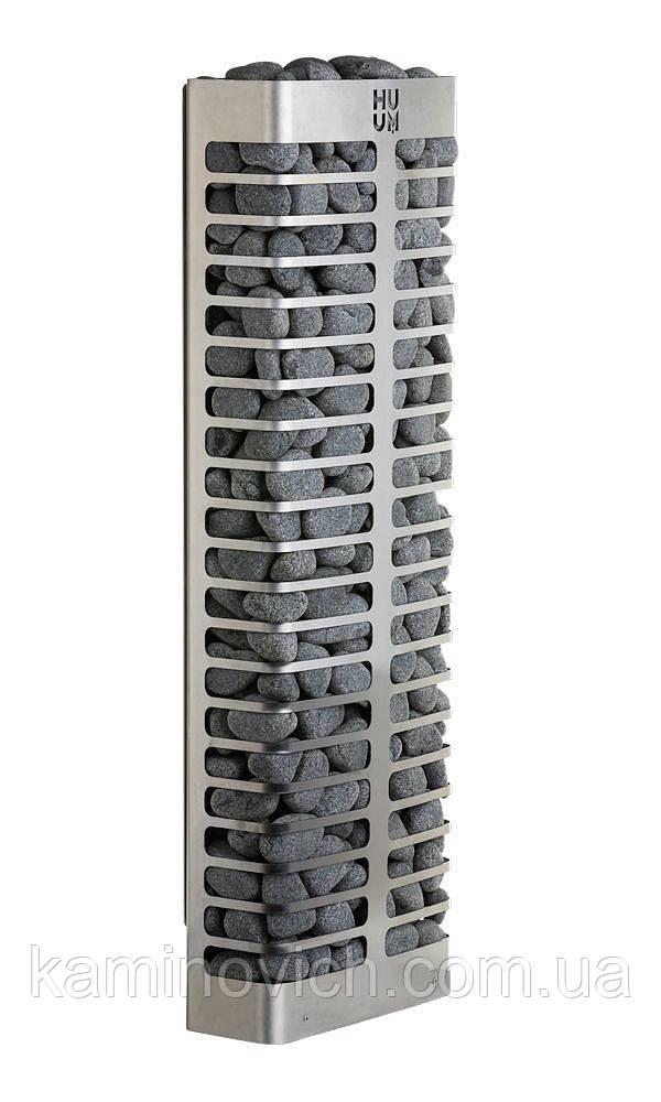 Каменки для сауни і лазні HUUM STEEL 3,5 kW настінний монтаж