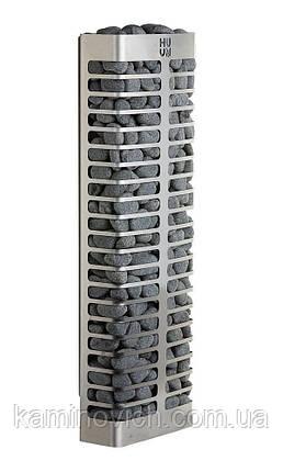 Каменки для сауни і лазні HUUM STEEL 3,5 kW настінний монтаж, фото 2