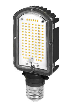 Светодиодная лампа DELUX STREETLAMP 40w E40 5500K, фото 2