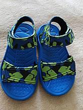 Детские летние сандалии для мальчика