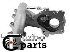 Корпус турбины Seat/ Volkswagen 1.4TSI от 2005 г.в. - 53039700099, 53039700162, 53039700248