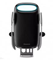 Автодержатель с беспроводным зарядным устройством Baseus Aurora Electric Holder Wireless Charging