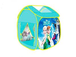 Палатка Frozen 1 вход в сумке