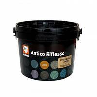 Декоративная отделка Giolli Antico Riflesso effetto Sabbiato Bronzo, 0,75 л