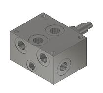 Плиты с предохранительным клапаном под ДУ6