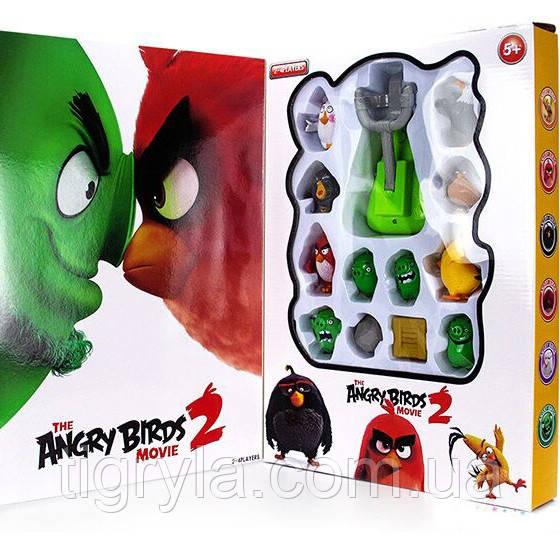 Настольная игра Злые птицы в кино 2, Angry Birds