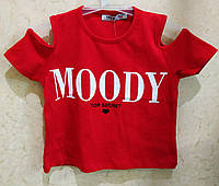 Футболка Moody Top secret
