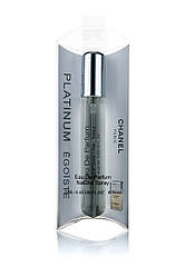 Мужской мини парфюм Chanel Egoiste Platinum, 20 мл