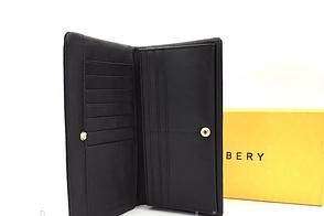Мужской стильный кожаный бумажник Enbery