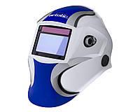 Сварочная маска Artotic SUN7B сине-белая