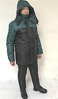 """Костюм утепленный """"НОВА"""", зимняя спецодежда, куртка с полукомбинезоном"""