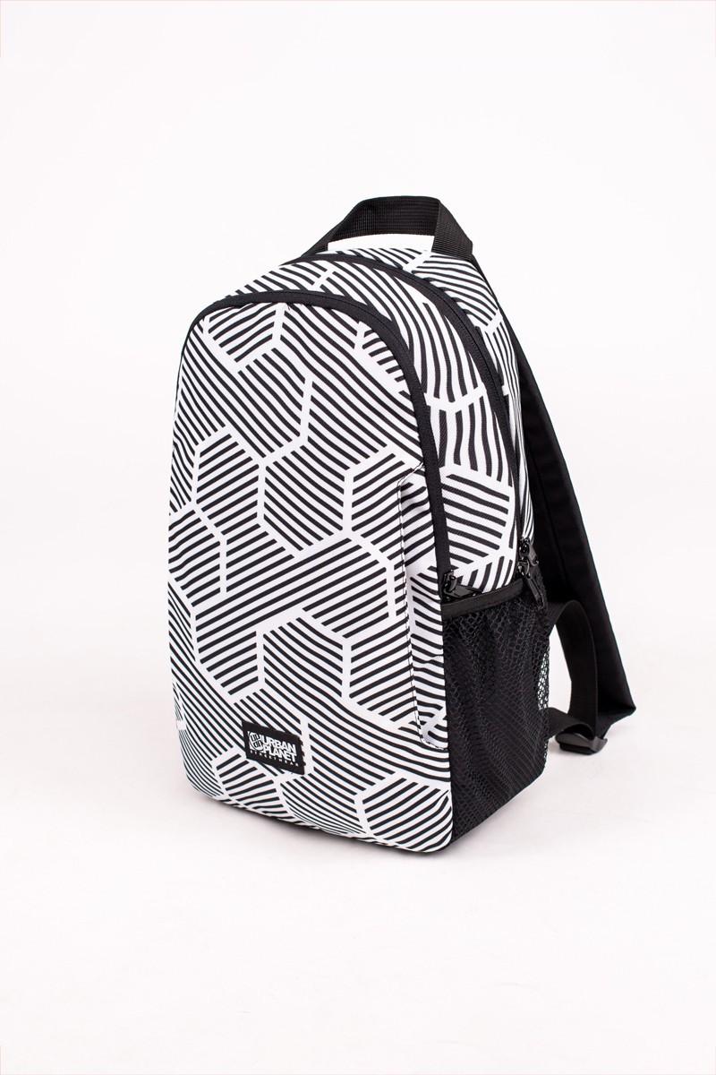 Рюкзак молодежный стильный городской Urban Planet B11 HEXA