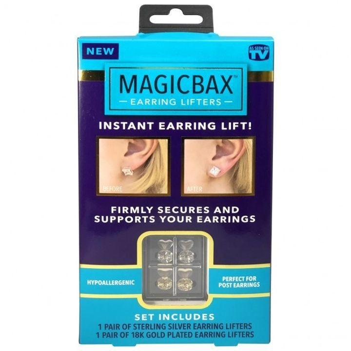 Застежки для сережек Magic Bax Earring Lifters