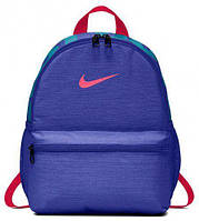 Рюкзак детский Nike Youth Brlsa Jdi Mini Backpack Misk синий BA5559-510