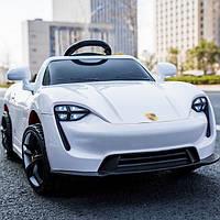 Детский электромобиль Porsche FL1718 Белый