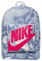 Рюкзак детский Nike CLASSIC Backpack AOP SP20 серый BA6189-085