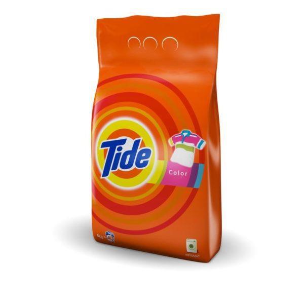 Пральний порошок Tide color (захист кольору) автомат 6 кг